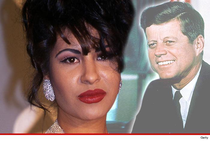 Selena's murder: as big as JFK assassination?