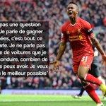 Sterling a refusé une offre de prolongation à Liverpool avec un salaire de 130.000€/semaine, très belle mentalité. http://t.co/p7LjcqVqgX