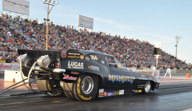 Welcome our @IHRA Funny Car World Champion @JasonRupertFC to @twitter http://t.co/od5ZRYLujJ
