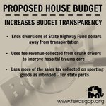 Another great highlight of the Texas House budget that was passed today: budget transparency #txlege http://t.co/sdlI4ww6bq
