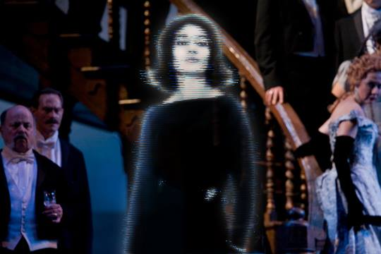 Breaking: Oct 24 perf of Lucia di Lammermoor to feature hologram Maria Callas. #checktodaysdate #opera http://t.co/fUuRC1D3o5