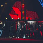 Louis, Harry, Niall and Liam on stage! Cape Town, 01.04 #OTRACapeTown #OneDirection #TheyreTheOne @radiodisney http://t.co/Ewbejv1aSc