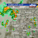 Showers and storms return tomorrow, Im tracking the threats with @GlennBurnsWSB on @wsbtv at 4/5/6pm. See you on TV http://t.co/9FoRbAoVlX
