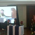 Esta mañana: El cuencano @Saquicelaivan fue posesionado como nuevo Conjuez de la @CorteNacional del #Ecuador. http://t.co/bsMO6IX9fe