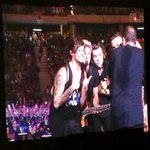 Louis, Niall, Harry and Liam on stage, Cape Town, 01.04 #OTRACapeTown #OneDirection #TheyreTheOne @radiodisney http://t.co/TK3x3ozU3z