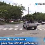 #Calico Sec. Tránsito levantó el Pico y Placa para el miércoles santo   http://t.co/y5TgMjTH8Z http://t.co/mXNKm7aH4B