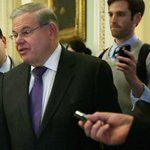 Federal grand jury indicts @SenatorMenendez on corruption charges. http://t.co/CxeqxOBTwb http://t.co/JG637wxtnj