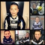 #showyourcolours @hullfcofficial #DerbyDay #COYH ◼️◻️◼️◻️???????? Photos over few seasons http://t.co/m8WNFHg4o6