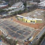 Topgolf #Atlanta Midtown is making great construction progress! This photo was taken last week. http://t.co/GabUT59LME