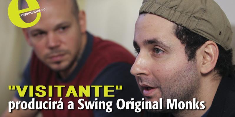 La mente creativa de @Calle13 se adentra en otros proyectos musicales con @swingoriginal: http://t.co/uwCa04dSDJ http://t.co/mLKTvhPu2k