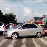 Congestion x accidente de 5 carros en la Autopista con Trasversal 29 en el Dari S-N. @movilidadcali @elpaiscali http://t.co/puEGbQWqGJ