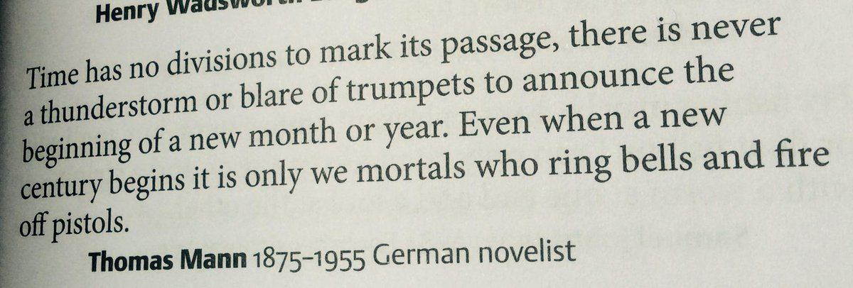 A gentle reminder from Thomas Mann that there is no April. Joke's on you. http://t.co/7HfOQuKJKq