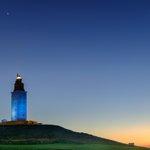 😍😍😍 RT @FranLeston: Torre Azul por Dia Mundial del #Autismo @torrehercules @curra36 @silcerino @VivirNaCoruna #Coruña http://t.co/ZlIAEZ7xPB