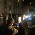 "BREAKING: Fabius is back at the #IranTalks: ""we are several metres from the finish"" http://t.co/Fd438pqX8b"