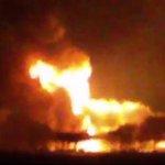 Petrol platformunda yangın: 4 ölü, 45 yaralı http://t.co/wtrZkJVq1b http://t.co/vtc2iuBTmA