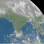 Latest Satellite Image of Nepali Sky (NPT=UTC+5.45) [Auto tweet] #Weather: http://t.co/X1fEYdVqoo #SatImage #Nepal http://t.co/ffFdFdYqih