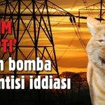 FUAT AVNİDEN ELEKTRİK KESİNTİSİYLE İLGİLİ BOMBA İDDİA! Kediler iş başındaydı http://t.co/2i05hUt3ub @fuatavni_f http://t.co/UfnztNvjOG
