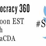#SamaraChat on the Democracy 360 coming up at noon ET on Thursday! #cdnpoli http://t.co/yTBDf8KtIO http://t.co/FQg0XO3Pbu