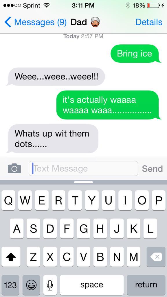Why is my dad so annoying!?!?