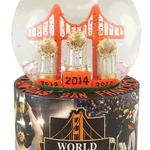 "No Fooling, 1st 30,000 #SFGiants fans receive a ""TRIPLETS"" Snow Globe on 4/15 - Tix start at $15 