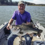 Douglasville man catches the largest bass in Georgia since 1987. http://t.co/xi8TLHID8n http://t.co/jSVfOp4iO2