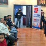"""""""Contenta que se vayan formando los clubes de la #BiciDelBarrio"""" @Chechialvarado http://t.co/Av0Rkhg79J"""