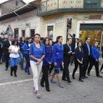 """Caminata solidaridad en acción """"Vive la Inclusión"""" por el Dia Mundial del Autismo. http://t.co/Dp3d8Xiu0W"""