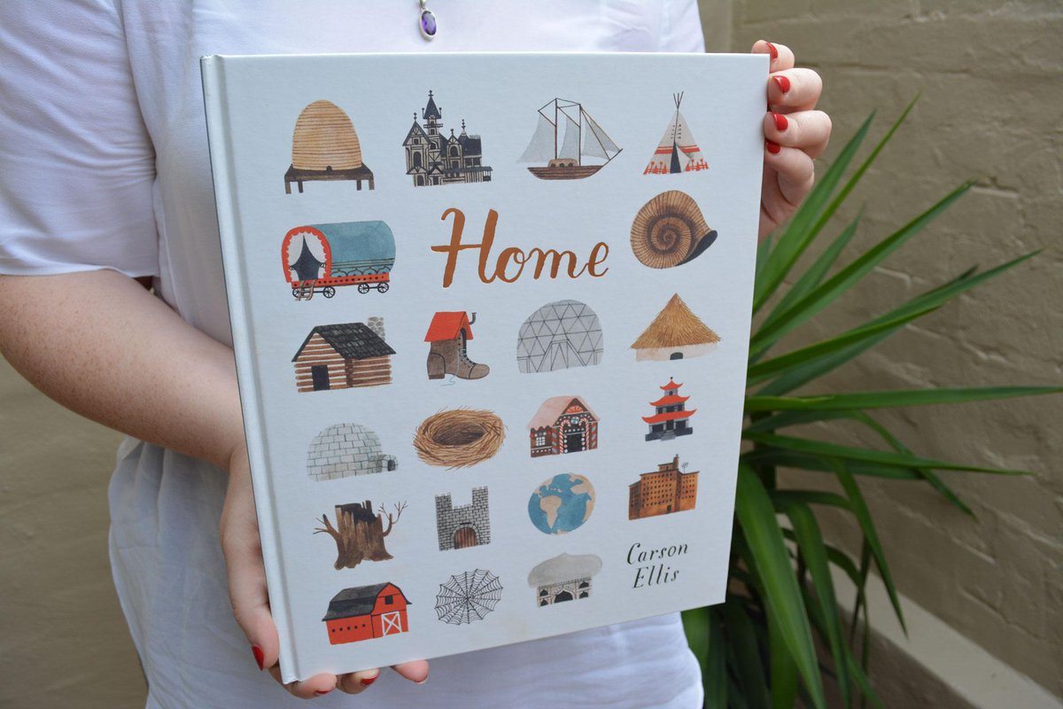 Home - the beautiful solo picture-book debut from @cfellis. Out now! http://t.co/Kcwia1qy7r