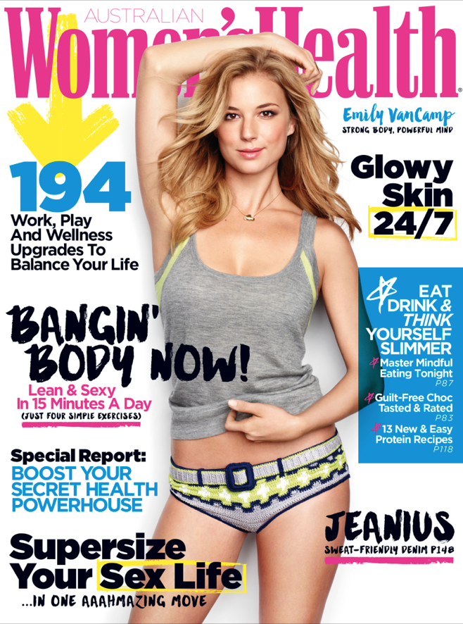 Say hello to our brand spanking new issue! Have you grabbed your copy? @EmilyVanCamp #WHfitspo http://t.co/KHugV46TUC
