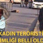 KADIN TERÖRİSTİN KİMLİĞİ BELLİ OLDU! http://t.co/YIUyrxZ36C #sivridilli http://t.co/eZYQ1dZkXE