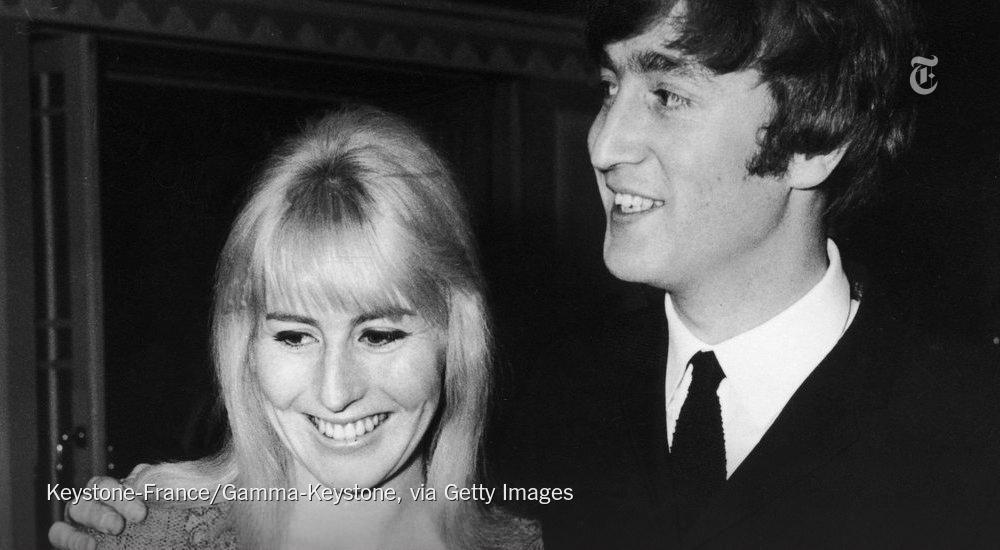 The NYT obituary for Cynthia Lennon, the first wife of the Beatles' John Lennon http://t.co/GTkEEssrtZ