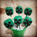#minecraft #birthday #buffalo #cakepops http://t.co/MQ639qYrAC http://t.co/WL7lWjYhsr