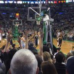 Celtics stretch lead to 13pts. Zeller 19pts & Olynyk 16pts having games of their lives. Too bad Nets are playing NYK http://t.co/mdAMUEjqwy
