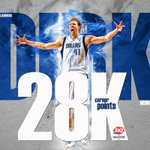 .@TX_DQ would like to congratulate @swish41 on 28K career points! #MavsMilestones #Legend http://t.co/aMnxKq2ypJ