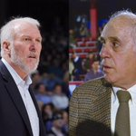 Gregg Popovich ties Red Auerbach with 18 consecutive playoff appearances, 3rd all-time. (via @EliasSports) http://t.co/eZxnR3kfif