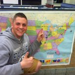 @Chance__Dickman is the first @WhiteCastle first timer from Wisconsin at this location http://t.co/NZsmJROPz2
