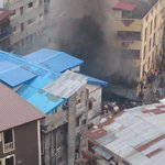 """@84Emeka @Gidi_Traffic serious fire incident in APONGBON, lagos island just behind elephant house ALERT FIRE SERVICE http://t.co/ufVjs5Oh4i"