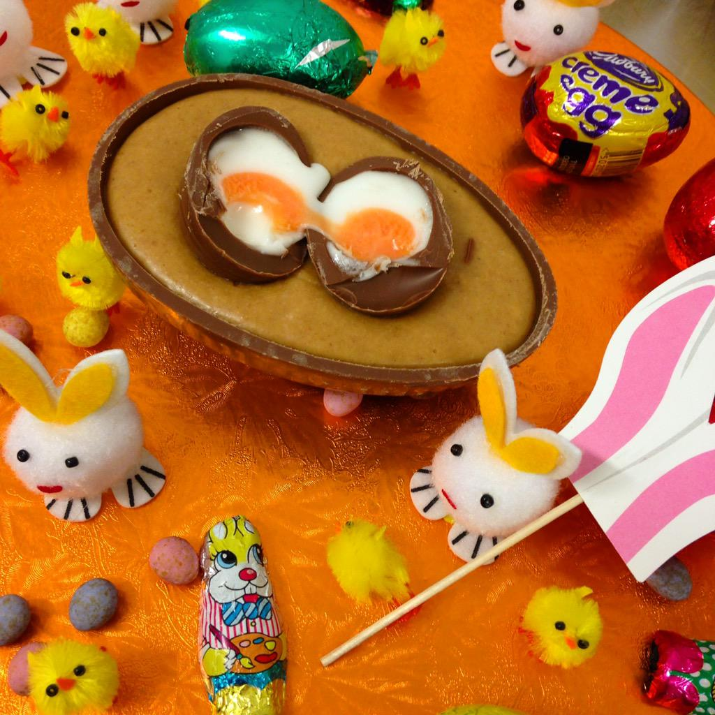 Easter Bunny Reese S Egg Cars: Charlotte O'Toole (@bakeorama) Influencer Profile