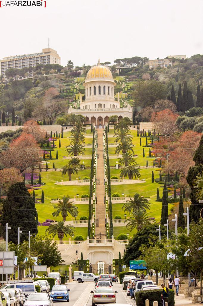 #حيفا - حديقة البهائيين http://t.co/ilQibp71kp