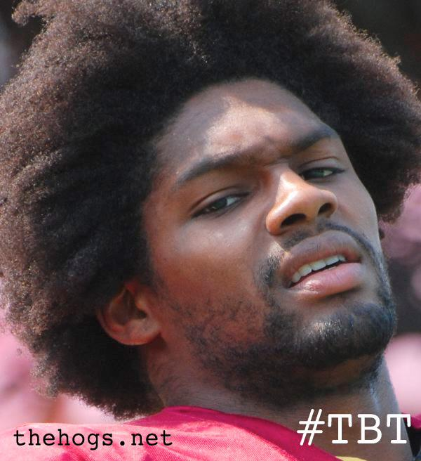 Sean would have been 32 yesterday. May he RIP. #TBT #throwbackThursday #Redskins #HTTR http://t.co/vsYowvnve0