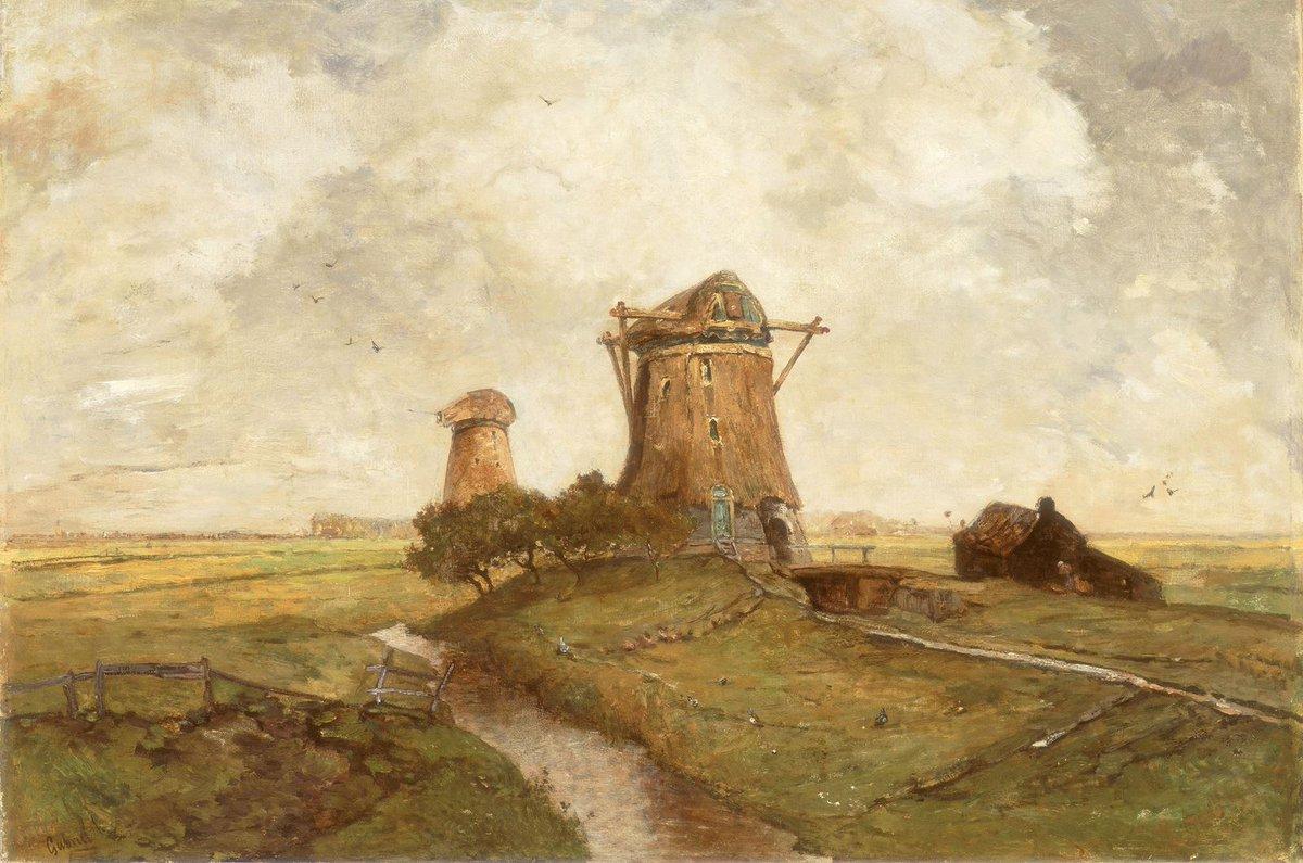 """Vanaf vandaag open: """"Holland op z'n mooist"""" in het Gemeentemuseum Den Haag! http://t.co/VxHfpDDI1T http://t.co/85TaJdGYe3"""