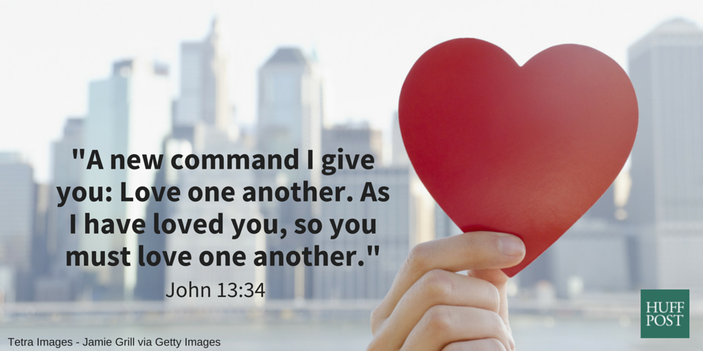 The Great Commandment in the OT: Love Others   The Assembling of ...