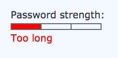 New account password feedback WTF #115 courtesy of @southwestair http://t.co/AWVCaE9mDn