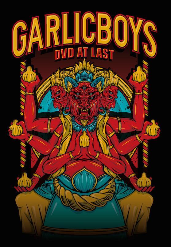 昨年末に大阪の梅田クラブクアトロで行われた、活動休止前ライブの模様が「GARLICBOYS DVD AT LAST」として発売される事が決定しました。 詳しくは→ http://t.co/kR398DLXa1 http://t.co/ux43VBfVCJ