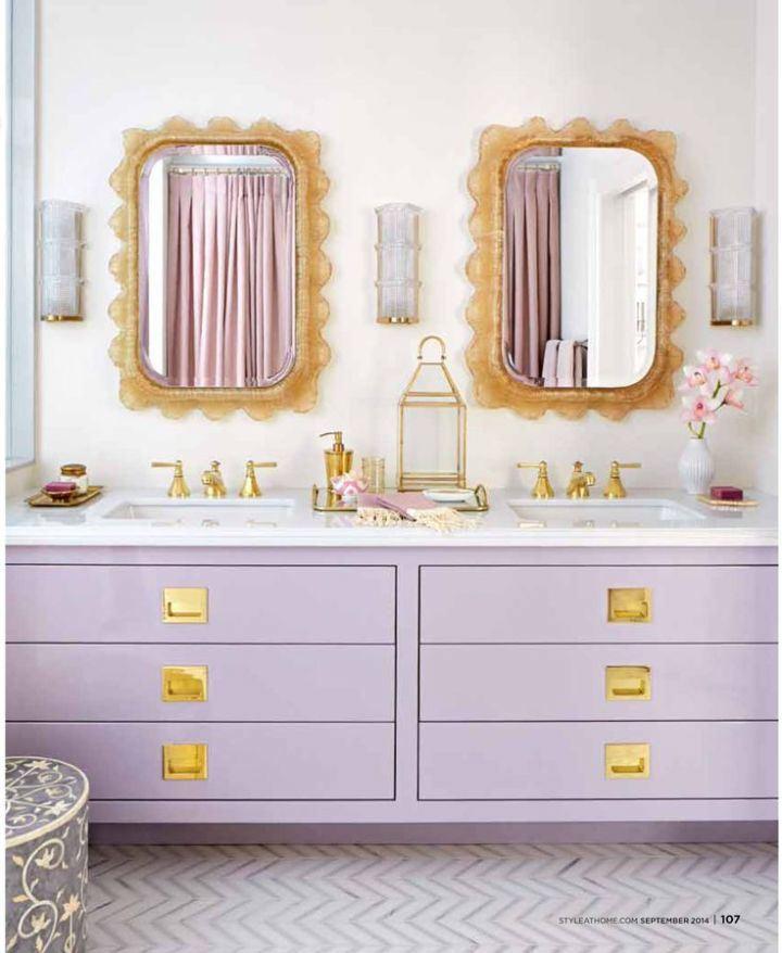 #Bathroom Inspiration: 15 Bathroom Looks We Love http://t.co/072QCSEFo3 http://t.co/bwfY99RaP1
