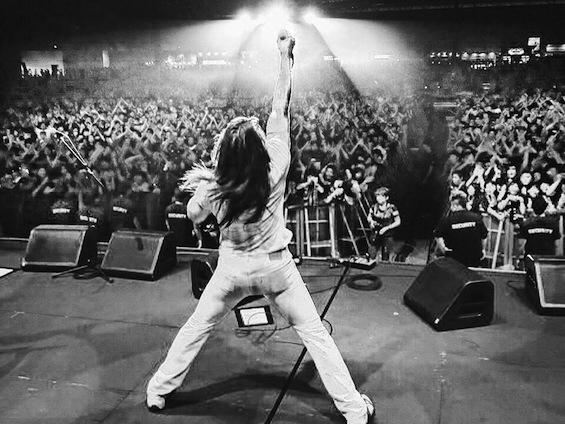 Ask @Andrewwk: 'Do You Ever Get Depressed?' http://t.co/k7YSObifPi http://t.co/BmAaH6WTc5