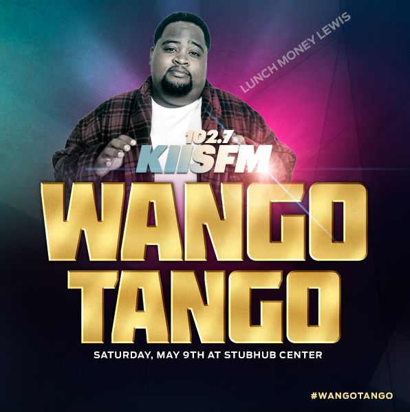 I'll be at @1027KIISFM's #WangoTango on May 9th at @StubHubCenter! Pre-sale is tomorrow at 10a http://t.co/TC3L942Qzu http://t.co/i2rvc3FRQt