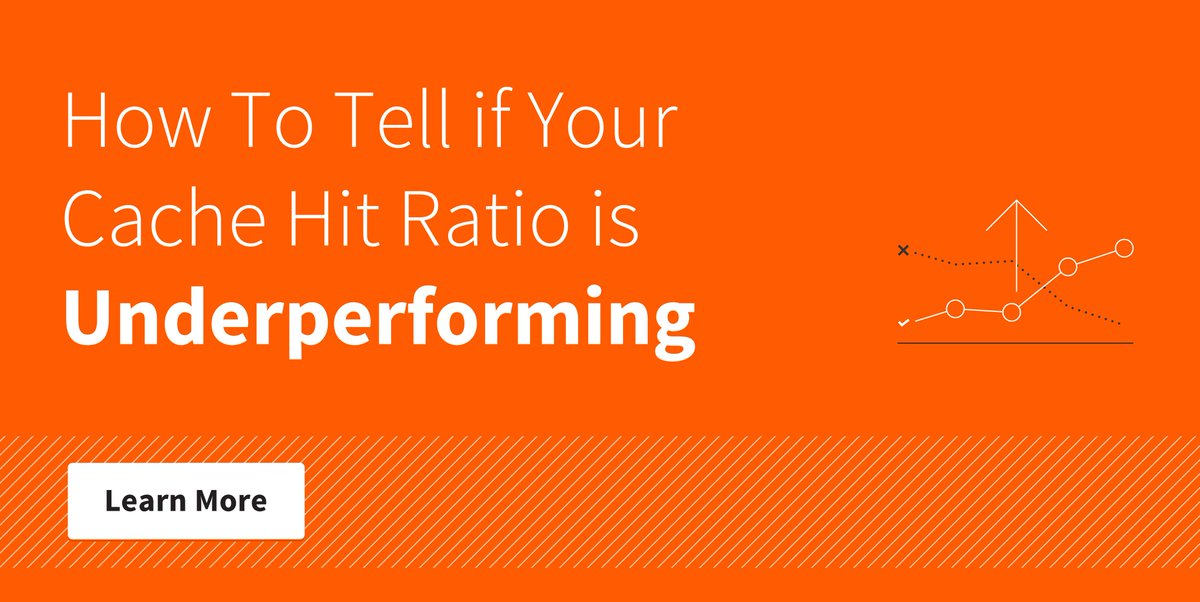 Learn How To Tell if Your Cache Hit Ratio is Underperforming https://t.co/ASuCDueJlx http://t.co/31rpS9Xj0h