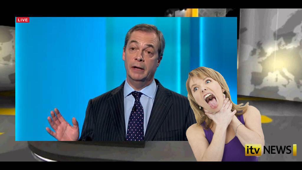 "haha ""@conuary: I am not sure the woman signing for the deaf was totally impartial #leadersdebate http://t.co/9gAvnb3032"""
