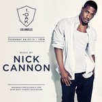 LA TONIGHT. get it in with #NickCannon and the @skamartist fam at 1OAK! #SKAMlife